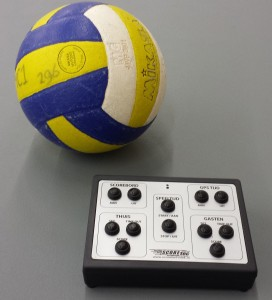 Volleybal remote1