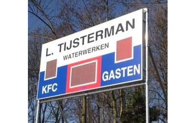 voetbalscorebord scorebord KFC scoretec