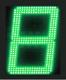 groen led display scorebord scoretec