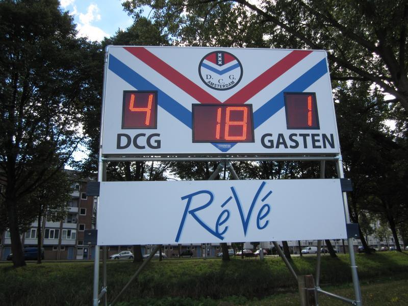436 121 - DCG Amsterdam