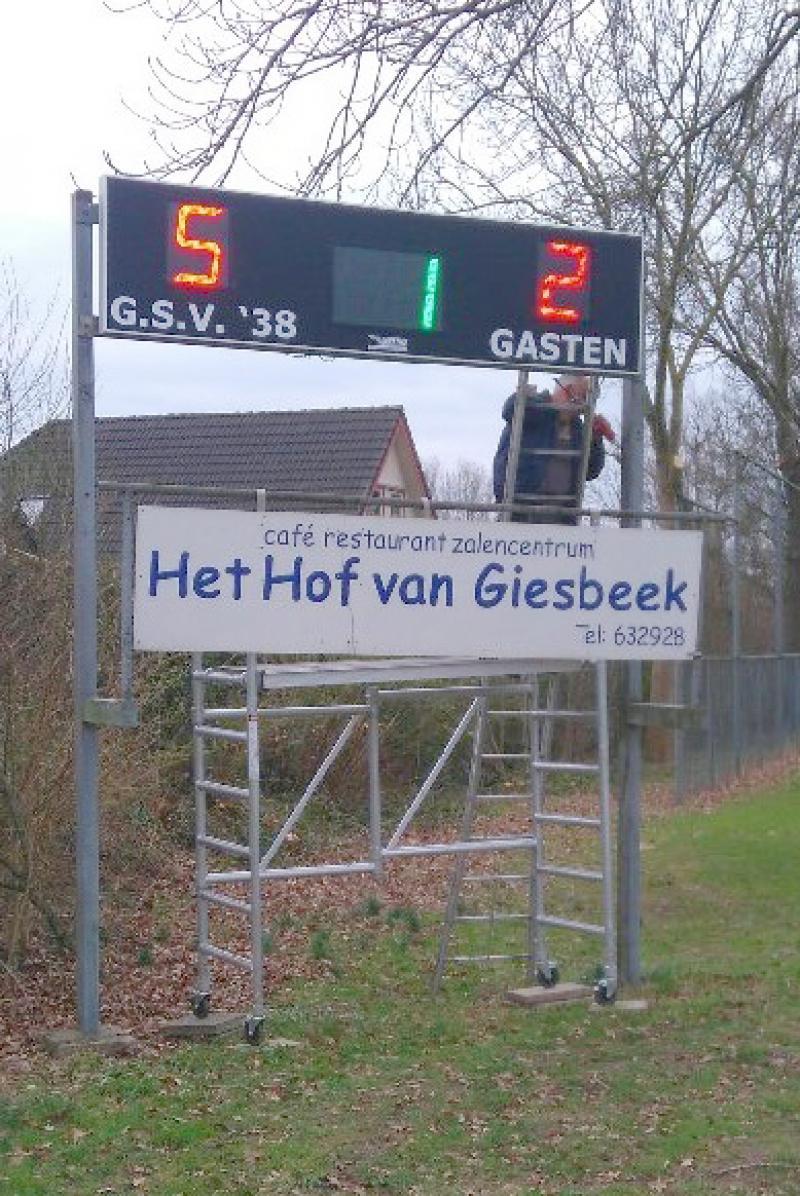 436 121 - GSV 38 Giesbeek