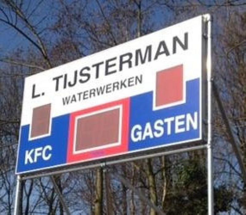 436 121 - KFC Tijsterman