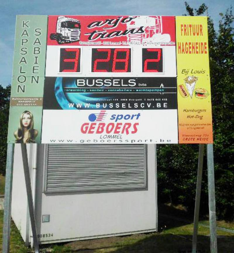 436 121 - Neerpelt