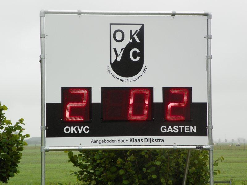 436 121 - OKVC Klaas Dijkstra