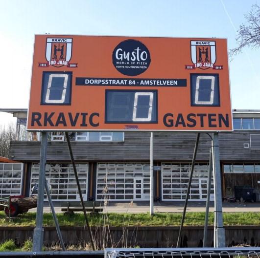 436 121 - RKAVIC Amstelveen1