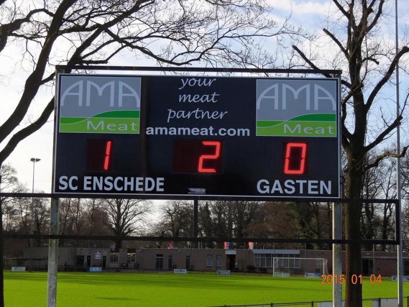 436 121 - SC Enschede