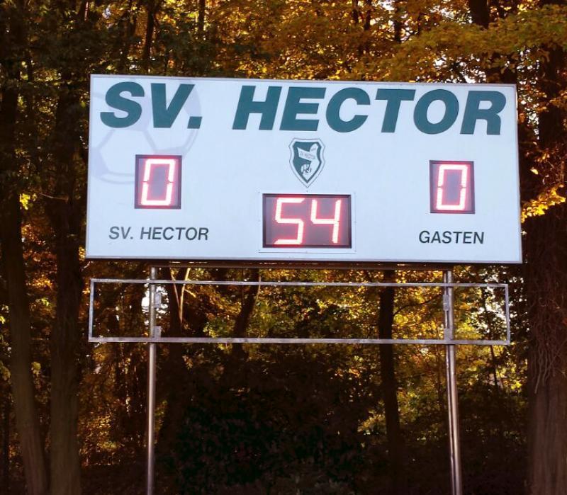436 121 - SV Hector Goor