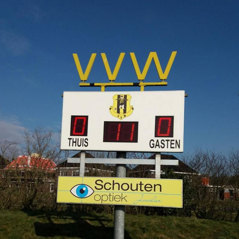 436 121 - VVW Wervershoof