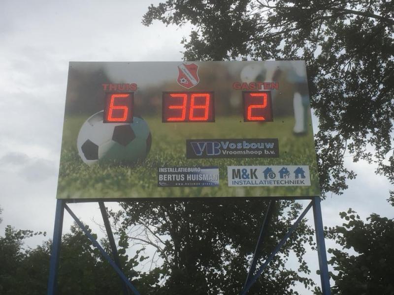 436 121 - VV Daarlerveen