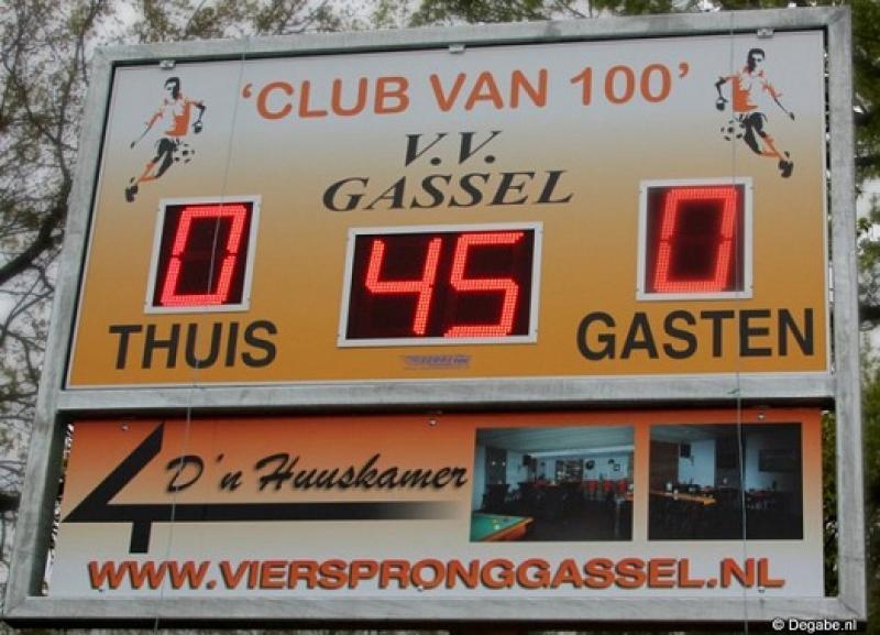 436 121 - VV Gassel FC