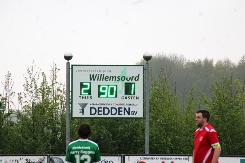 436 121 - vv Willemsoord