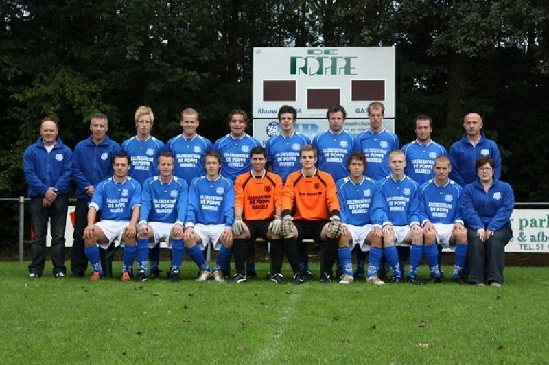 636 222 - ZVV Blauw Wit Holten 2007