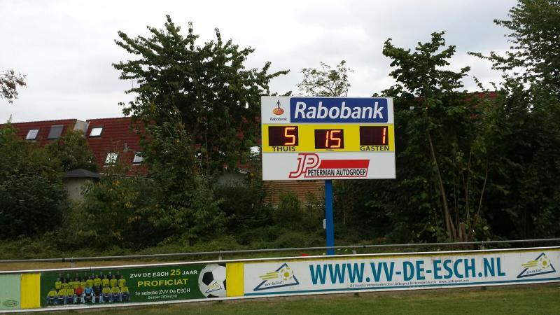 636 222 - ZVV De Esch Oldenzaal