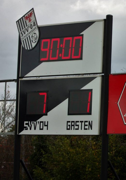 836 242 - SVV 04 Schoonebeek