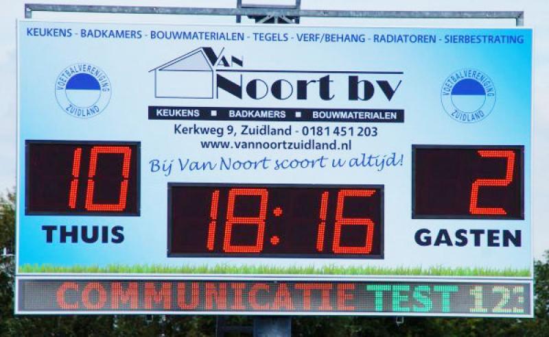 836 242 - VV Zuidland Van Noord BV